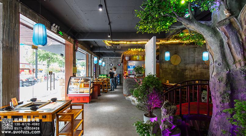 怎样正确设计火锅店?