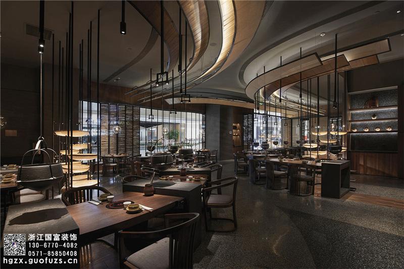 杭州自助火锅店设计必须要注意的三点