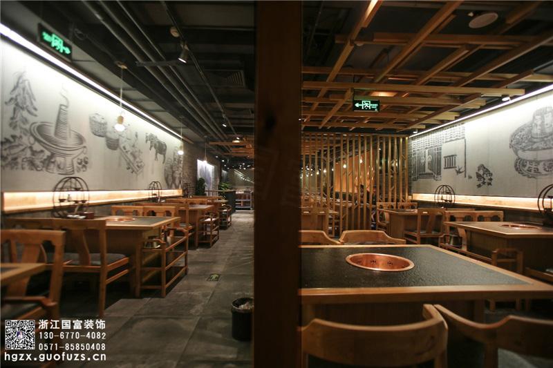 杭州火锅店装修,分享一下杭州火锅店装修的经验
